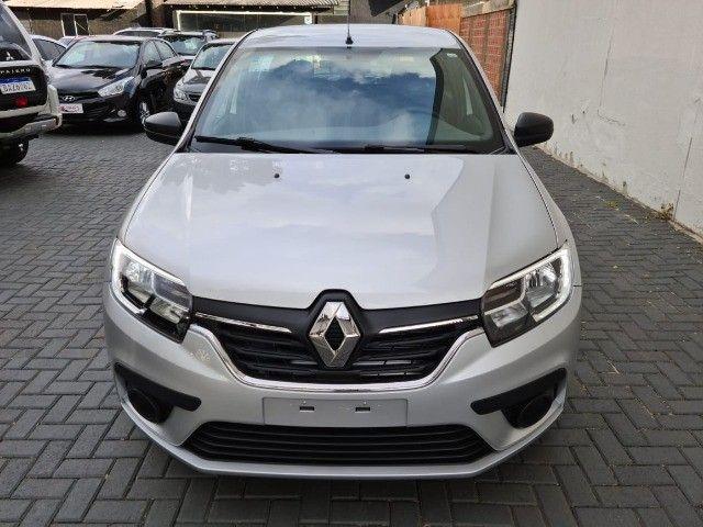 Renault Sandero  Life 1.0 0 Km emplacado .