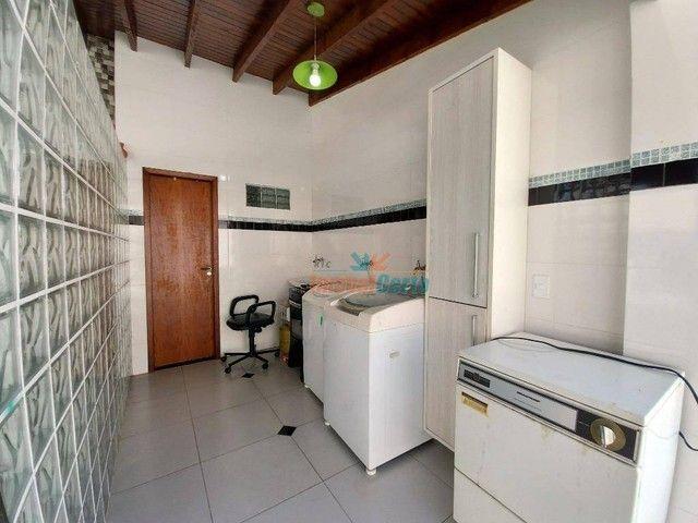 Casa com 5 dormitórios sendo 2 suíte à venda, 500 m² por R$ 1.485.000 - Campo Comprido - C - Foto 9