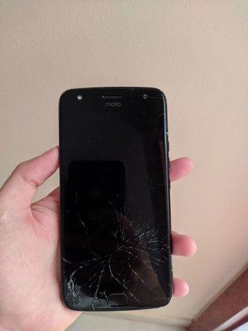 Moto X4 16 Gb Super Black  400 R$