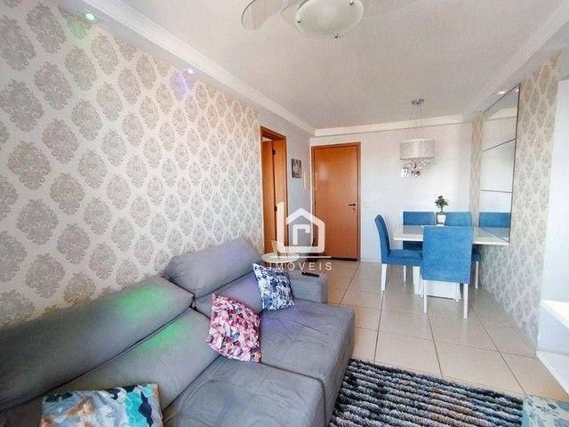 2 quartos montado e decorado com lazer completo no Centro de Vila Velha! - Foto 5