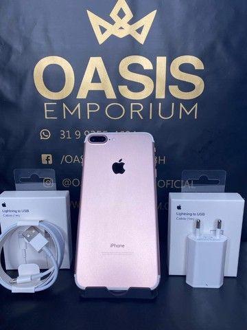 Iphone 7 Plus Rose Condição Especial Liquidacao - Foto 2