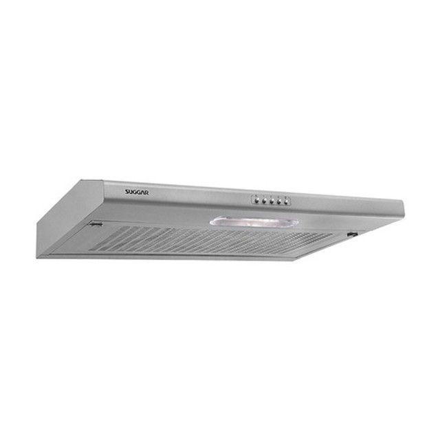 Depurador de ar slim 60 cm cinza 127v - DI601PR - Suggar