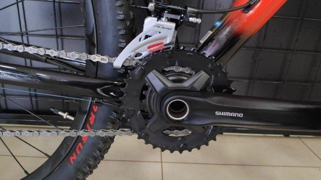 Bicicleta TSW Stamina alumínio aro 29 shimano alivio 2x9v - Foto 3