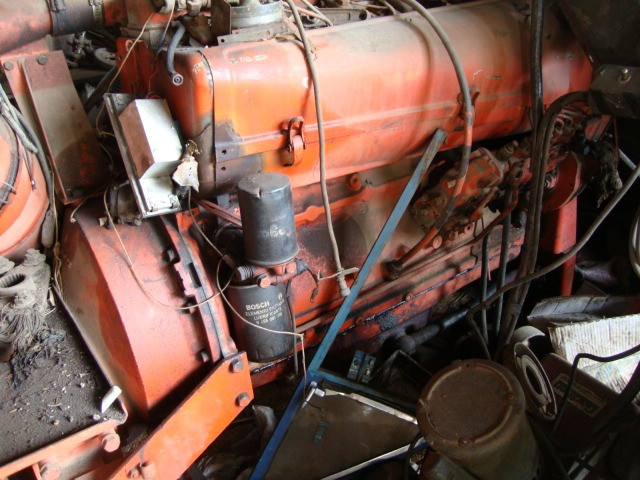 Motor 6 cilindros Diesel Deutz - Foto 3
