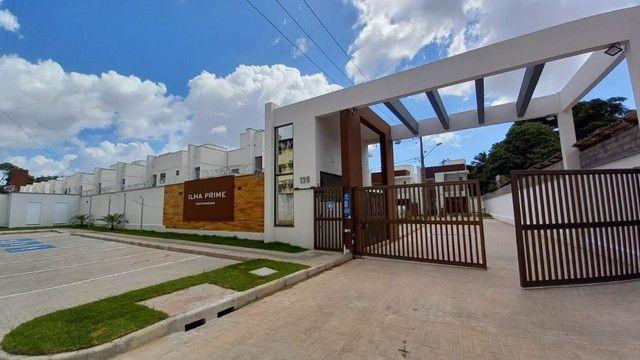 Casa Nova Duplex no Condomínio Ilha Prime - Próximo da Aririzal ?