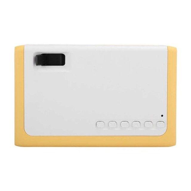 Mini Projetor M1 Portátil 1080p - Ideal Para Atividades Com os Filhos - 110-240V - Foto 3