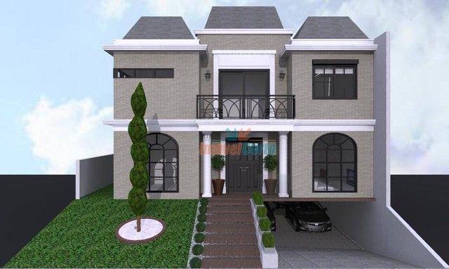 Casa à venda, 383 m² por R$ 2.200.000,00 - Campo Comprido - Curitiba/PR - Foto 2