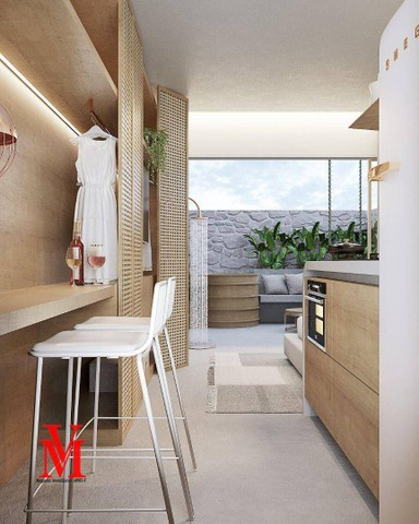 Apartamento com 1 dormitório à venda, 22 m² por R$ 239.900,00 - Bessa - João Pessoa/PB - Foto 17