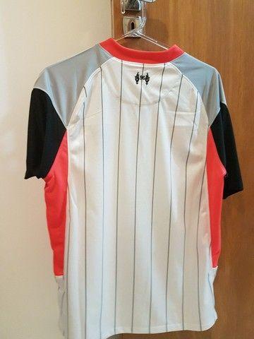 Camisa Liverpool Nike Air - tamanho M - Foto 3