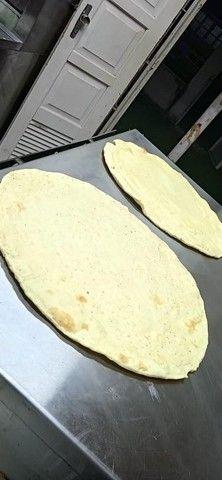 Massa de pizza  - Foto 4