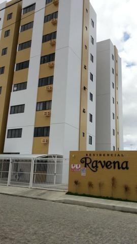 Residencial Ravena com 03 Quartos e 01 Vaga - No Bairro do Catolé - Imperdível