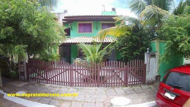 Vendo casa duplex 4 quartos, condomínio em Stella Maris