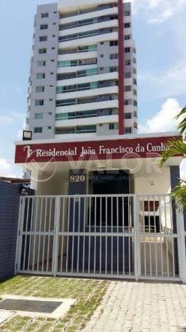 Apartamento no Residencial João Francisco da Cunha,com 3/4