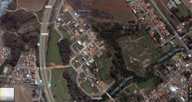 Lote em Cosmópolis/SP, Pq Girassóis, pronto p morar a 800m do centro (TE0048) - Foto 2