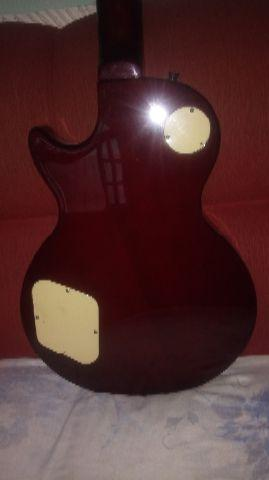 Guitarra Shelter USA custon hand made
