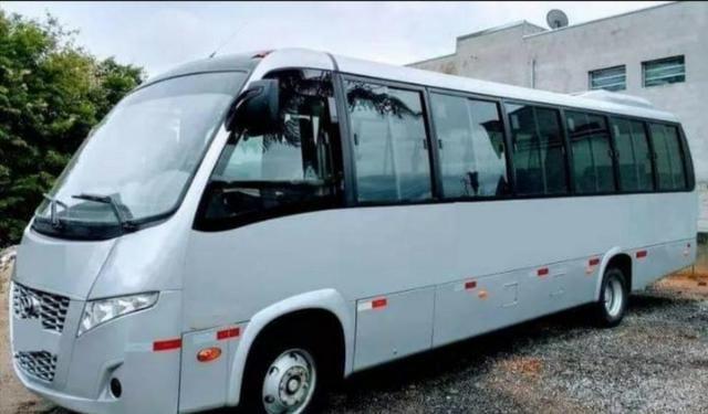 Micro ônibus, Volare w8 executivo na Carta de Crédito - Foto 2