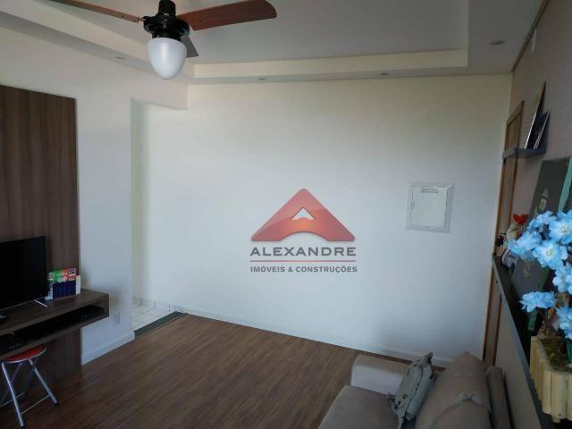 Apartamento à venda, 52 m² por r$ 162.000,00 - jardim são vicente - são josé dos campos/sp - Foto 3