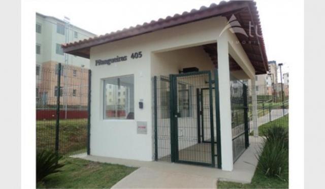 Apartamento com 3 dormitórios à venda, 50 m² - condomínio pitangueiras - hortolândia/sp - Foto 16