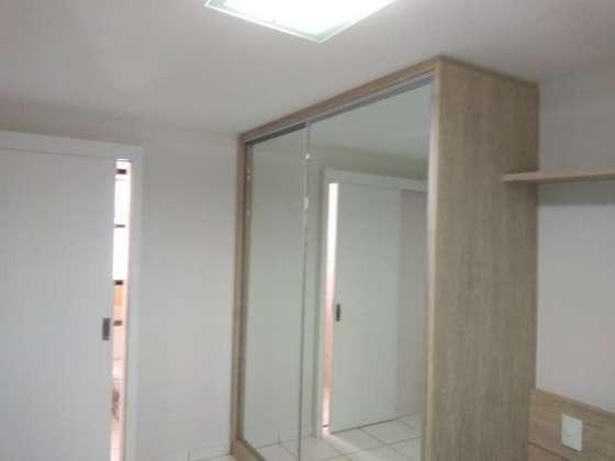 Vendo lindo apartamento 3/4 sendo 1 suite com dependência na abel cabral todo mobiliado - Foto 3