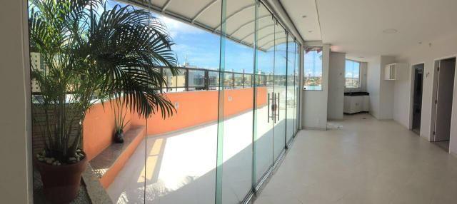 Cobertura palmares com modulados e split 5 Suites com piscina (Vieralves) Venda ou Aluguel - Foto 8