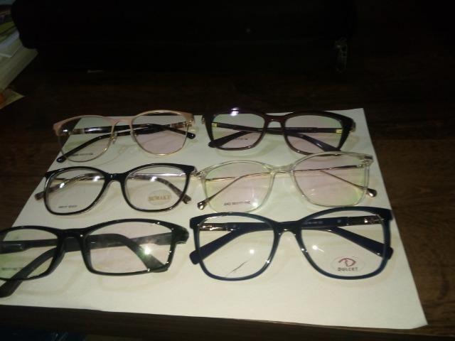 b42f1d10f96e5 Armações de óculos - Bijouterias