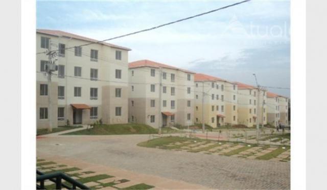 Apartamento com 3 dormitórios à venda, 50 m² - condomínio pitangueiras - hortolândia/sp - Foto 18