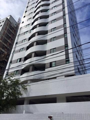 Boa Viagem-Próximo ao Shopping Recife-Apartamento 2 quartos 1 suite-Pronto- *91 - Foto 5