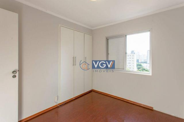 Excelente opção no coração da Vila Olímpia. Apartamento com 93m², 3 dormitórios, sendo 1 s - Foto 7