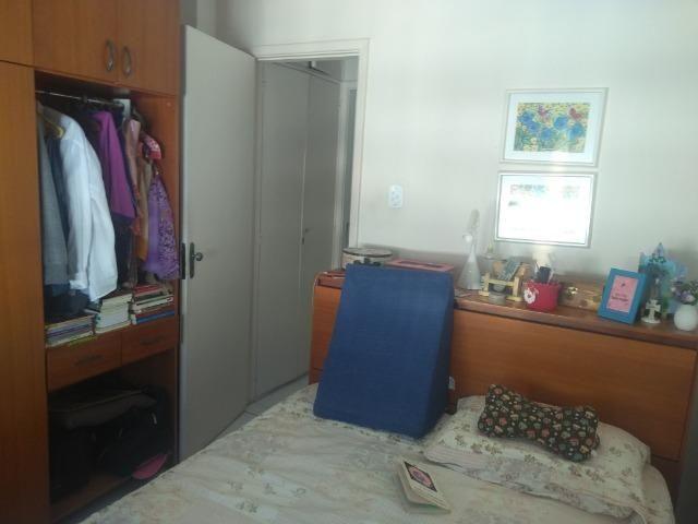 Apartamento 1 quarto Suíte Dependência de Empregada (Planta grande) Copacabana Andar Alto - Foto 7