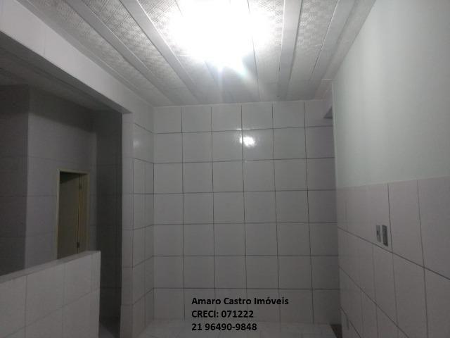 COD 168 - Prédio com 10 casas 1 e 2 qts - em frente Centro Comercial de Cabuçu - NI - Foto 17