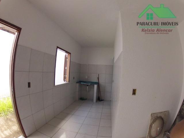 Casa simples de três quartos bem localizada em Paracuru - Foto 13