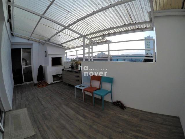 Cobertura Central Semi mobiliada 4 Dorm (1 Suíte), Elevador, Terraço - Foto 8