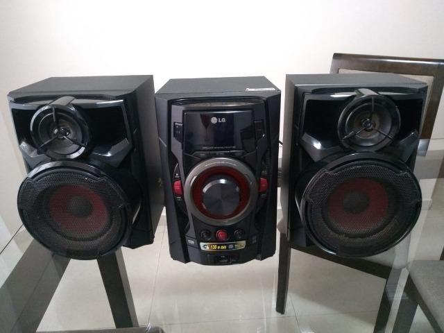 Mini System LG Rad 136 de 130w