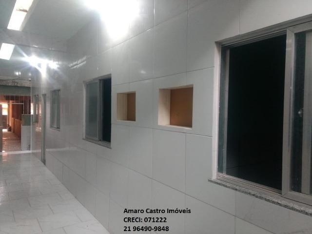 COD 168 - Prédio com 10 casas 1 e 2 qts - em frente Centro Comercial de Cabuçu - NI - Foto 13