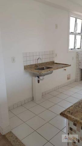 Apartamento com 3 dormitórios à venda, 63 m² - Villa Flora Hortolandia - Hortolândia/SP - Foto 6