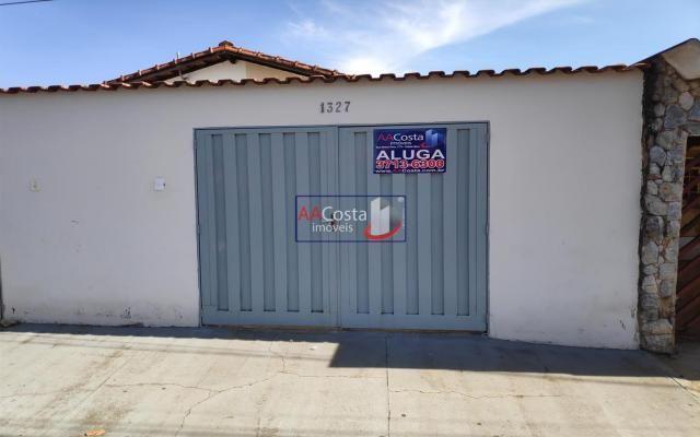 Casa para alugar com 2 dormitórios em Santo agostinho, Franca cod:I02023