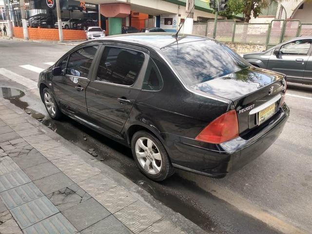 307 sedan feline 2.0 aut. 2008 gnv injetado - Foto 6