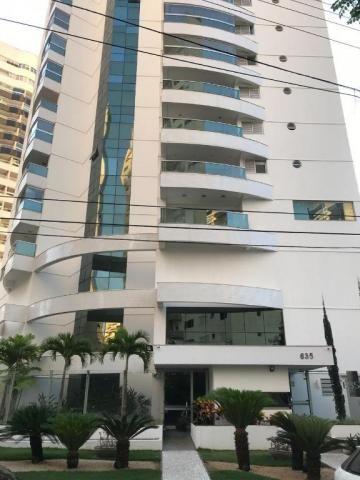 Apartamento à venda com 3 dormitórios em Jardim goiás, Goiânia cod:AP0286