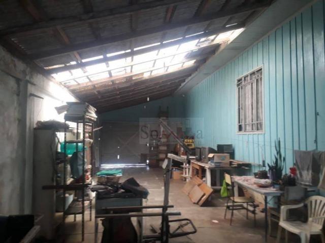 Terreno à venda, 366 m² por R$ 350.000,00 - Boqueirão - Curitiba/PR - Foto 5