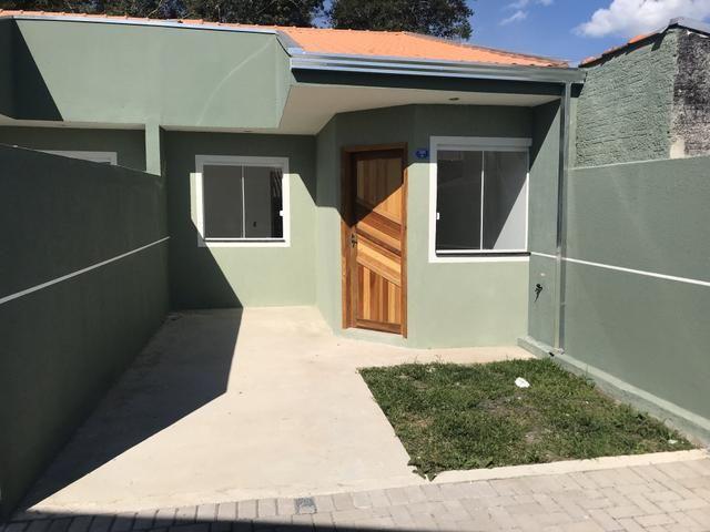 Casas em condominio Campo de Santana. Diferenciadas!!!! - Foto 2