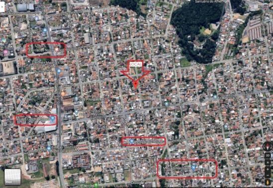 Terreno à venda, 440 m² por r$ 300.000,00 - pinheirinho - curitiba/pr - Foto 19