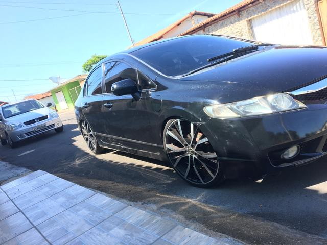Honda civic ano 2008 flex aro 20