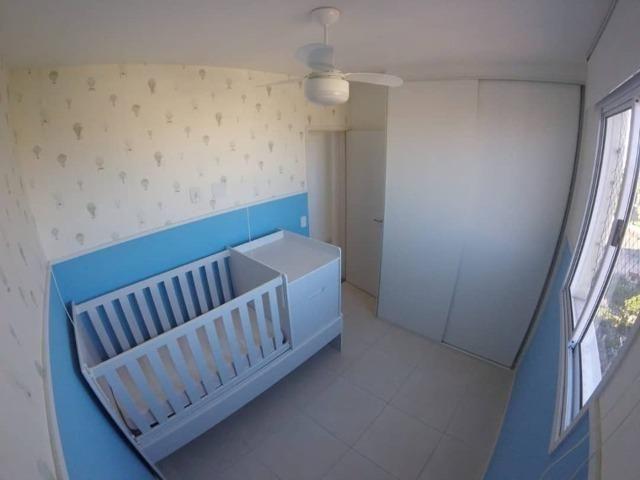 Apartamento de 3 quartos com 1 suíte, no condomínio Villaggio Limoeiro Serra/ES - Foto 4