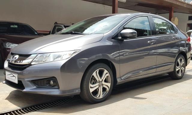 Honda City LX Cvt 1.5 Flex Automático - Foto 2