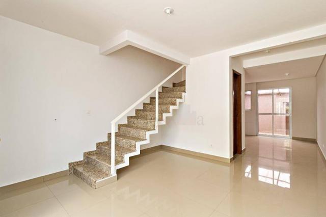 Sobrado com 2 dormitórios à venda, 70 m² por r$ 225.000,00 - ganchinho - curitiba/pr - Foto 14