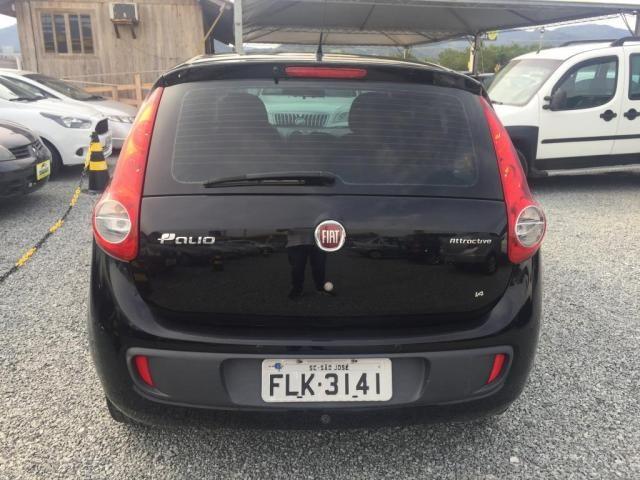 PALIO ATTRA. ITLIA 1.4 EVO F.FLEX 8V 5P - Foto 5