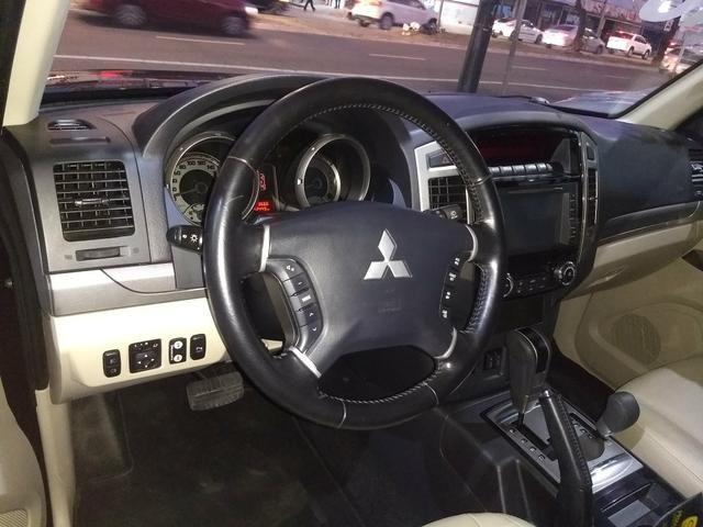 Mitsubishi Pajero Full Hpe 2016 Blindado Nível IIIA Blindart - Foto 8