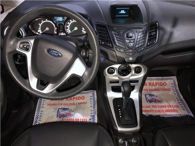 Ford New Fiesta Sedã PowerShift 1.6 2014 - Foto 7