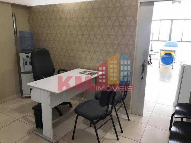 Aluga-se sala para consultório no West Clinical - KM IMÓVEIS - Foto 8