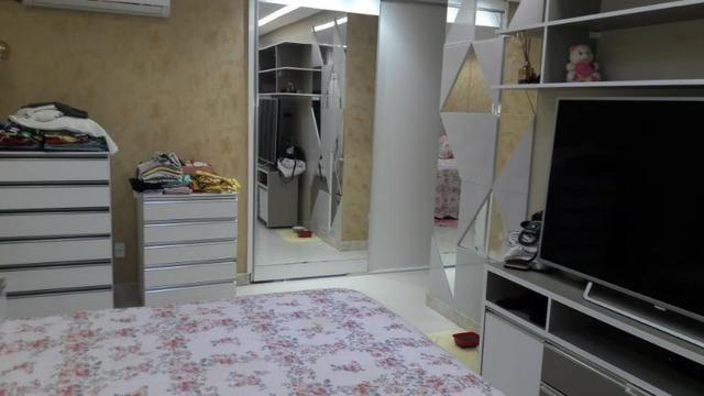 Casa duplex 5 suítes, 1/4 em Barra do Jacuípe Magnifica - Diária - Foto 11